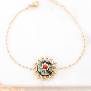 Bracelet - Rosace