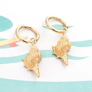 Hoop earrings - Vaena