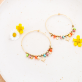 Hoop earrings - Piha