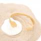 Cuff bracelet - Seashells