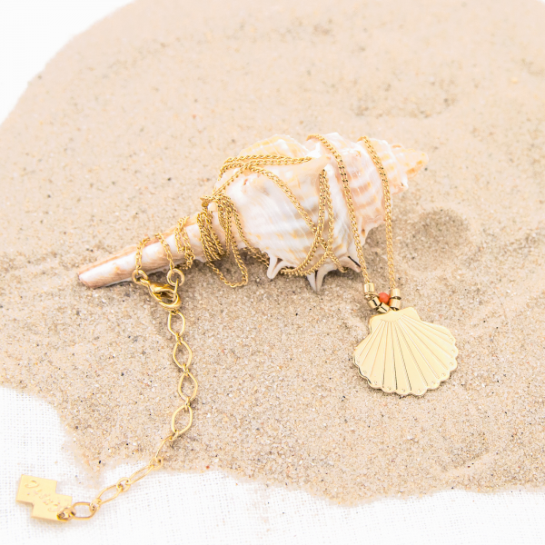 Necklace - Coquillage