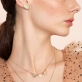 Necklace - Trois coquillages