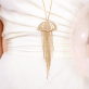 Long necklace - Jellyfish