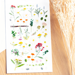 Stickers - Wildflowers