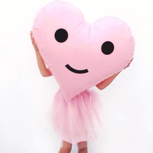 Jumbo happy heart