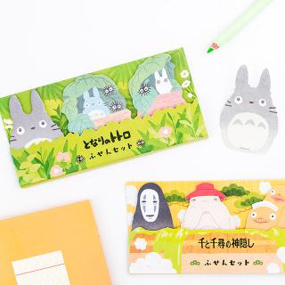 Sticky notes - Totoro / Chihiro