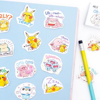 Kawaii stickers - Oh dear