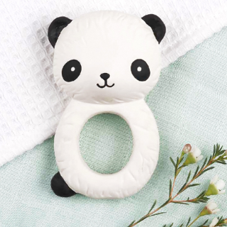 Teething ring - Panda