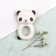 Teething ring - Panda