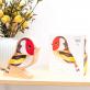 Wood decoration - Matt Sewel's bird v.2