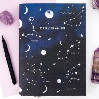 Daily planner - Constellations