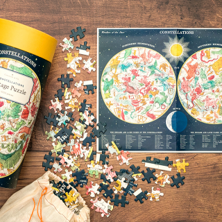 Cavallini & Co. igsaw puzzle - Constellations