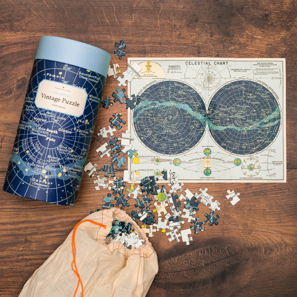Cavallini & Co. jigsaw puzzle - Constellations