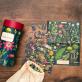 Cavallini & Co. jigsaw puzzle - Herbarium
