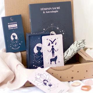 Gift box Womoon - Féminin sacré