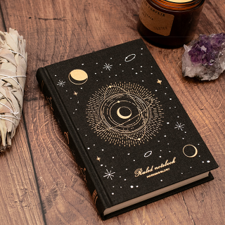 Notebook - Celestial magic