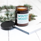 Coudre Berlin candle - Winter woods