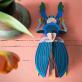 Studio ROOF deco - Big insect (rhinoceros)