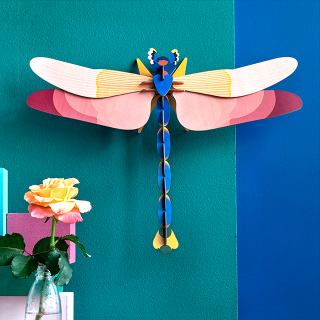 Studio ROOF deco - Big insect (dragonfly)