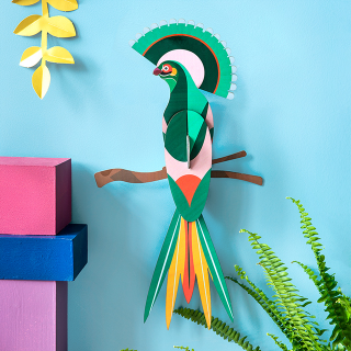 Studio ROOF deco - Paradise bird (Gili)