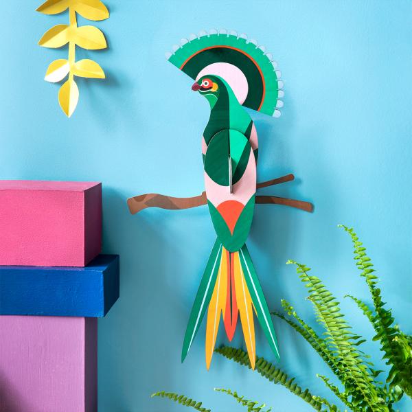 Studio ROOF deco - Paradise bird (Gili)