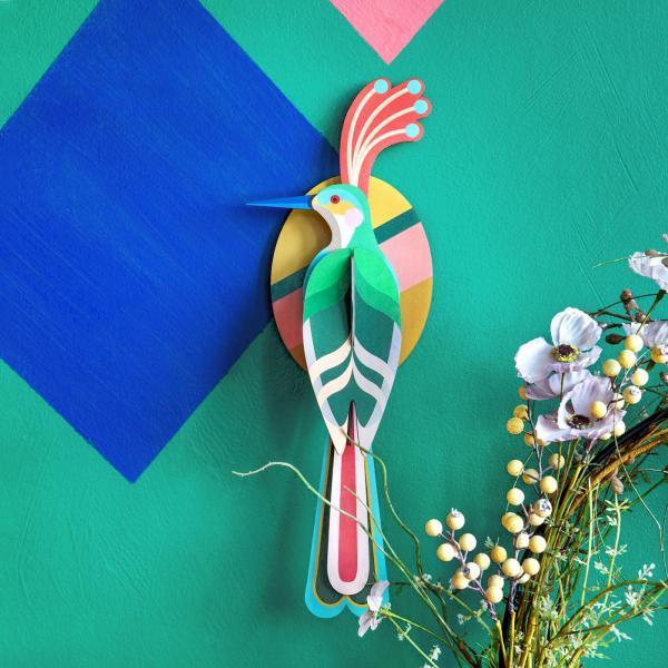 Studio ROOF deco - Paradise bird (Nias)