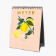 Rifle Paper desk calendar - World traveler 2020
