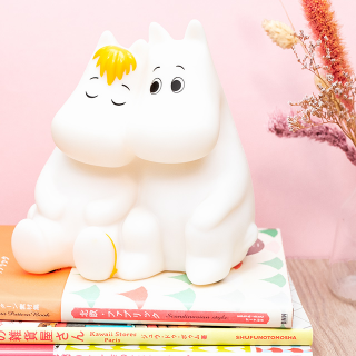 LED light - Moomin & Snorkmaiden love