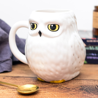 Harry Potter mug - Hedwig