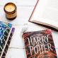 Harry Potter bookmark - Hedwig