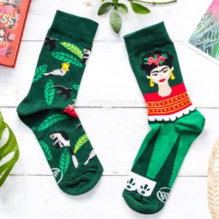Many Mornings socks - Feel Frida