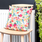 Rifle Paper cushion - Garden party (pink)