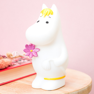 Moomin night light - Snorkmaiden