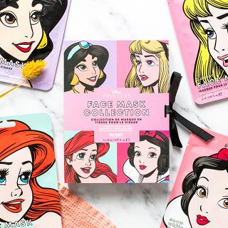 Masques pour le visage - Disney Princesses