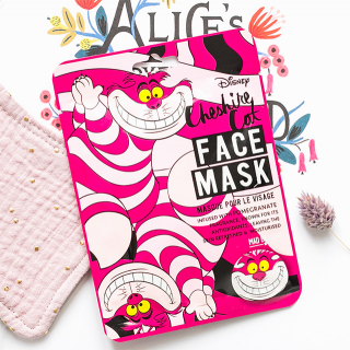 Face mask - Cheshire cat