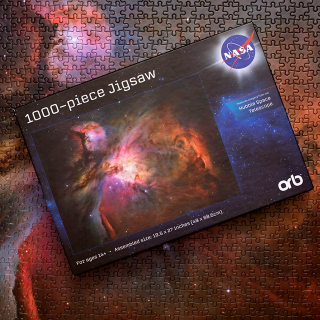 Nasa jigsaw puzzle - Space v.1