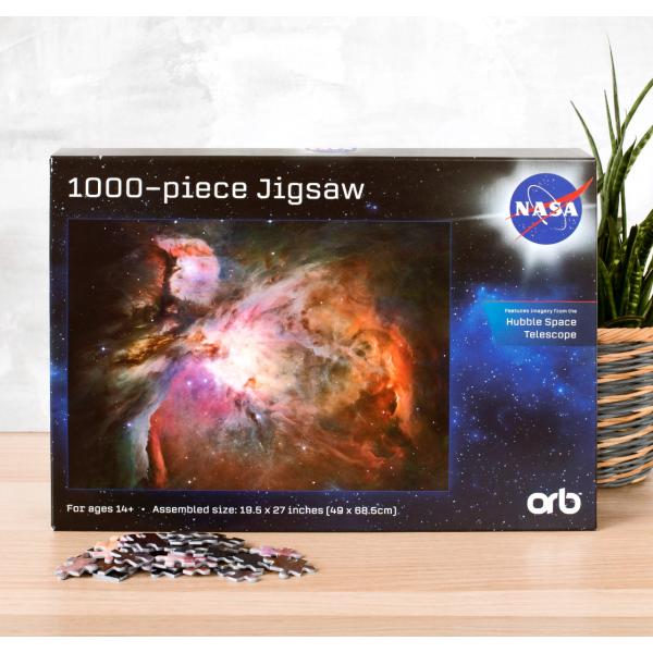 Nasa jigsaw puzzle - Space v.1