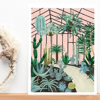 Art print - Conservatory