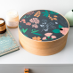 Wood storage box - Dalhia (M)