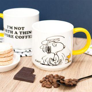 Mug Snoopy - Before coffee