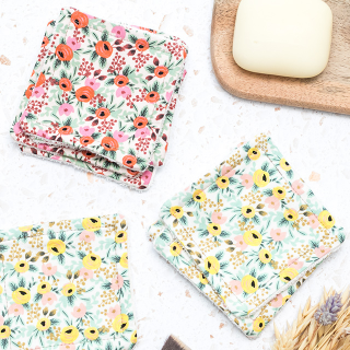 Reusable makeup remover pads - Rifle paper
