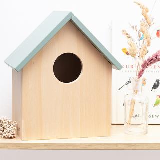 Secret bos - Bird's house