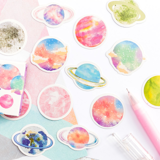 Stickers - Univers