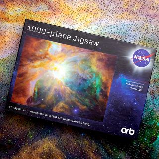 Nasa jigsaw puzzle - Space v.2