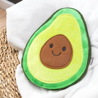 Heating pad - Huggable avocado
