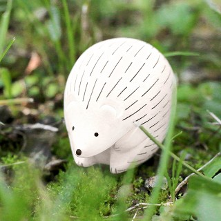 Polepole - hedgehog