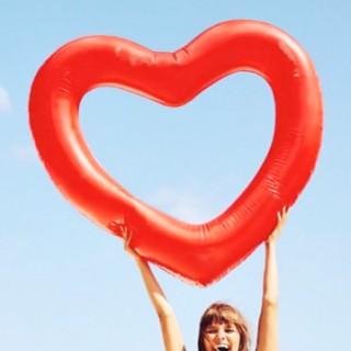 Inner tube heart