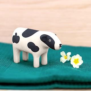 Pole pole - cow