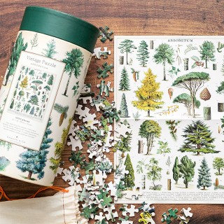 Cavallini & Co. jigsaw puzzle - Forest