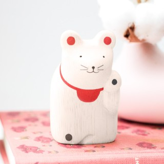 Pole Pole - limited edition - Maneki mouse